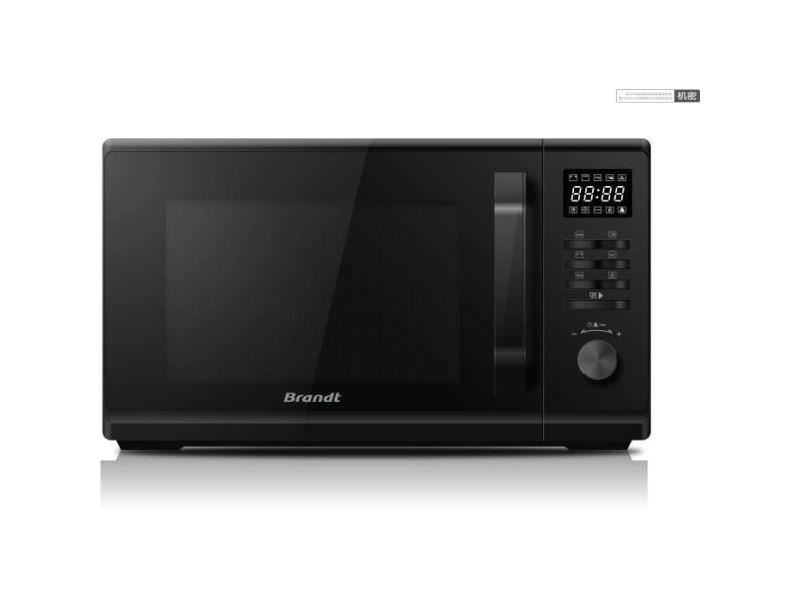 Micro-ondes pose libre 23l brandt 800w 43.6cm, brase2300b BRASE2300B