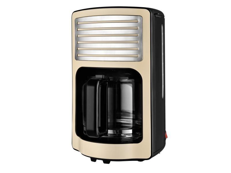 Kalorik tkgcm2500 cafetiere - capacite 1,8 l - 1000 w - beige et noir KAL5413346340085