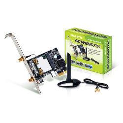 Gigabyte wb867d-i, wlan + bluetooth 4.0 adapter pcie 802.11ac