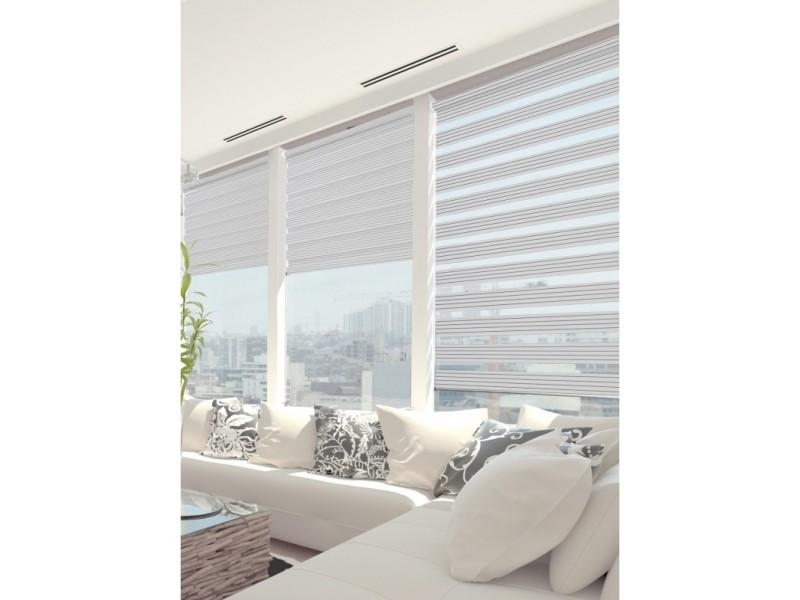 store enrouleur jour nuit fixation sans percer 42 x 190 cm. Black Bedroom Furniture Sets. Home Design Ideas