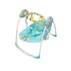 Balancelle Baby Fox swing confort Bleu