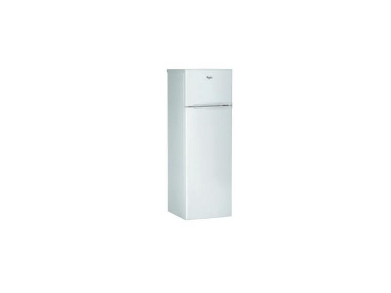 Whirlpool wte 2512 a+ w autonome 252l a+ blanc réfrigérateur-congélateur