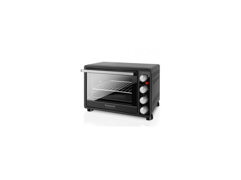 Taurus horizon 45-mini four-45 l-2000 w-cuisine traditionnelle, sole, voute, rotissoire et convection-noir CDP-HORIZON45