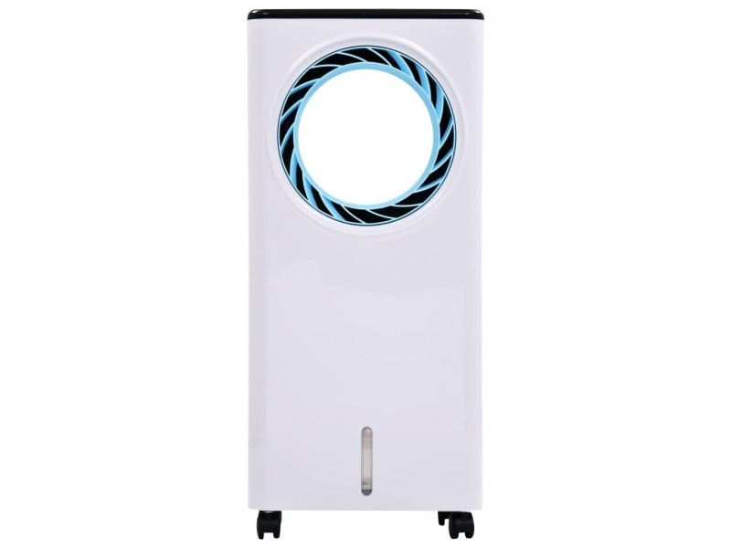 Vidaxl refroidisseur d'air humidificateur purificateur d'air 3en1 80 w 51127
