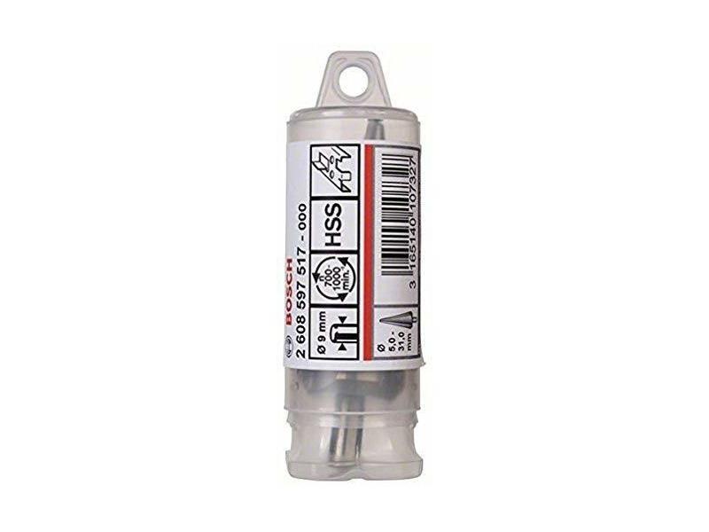 Bosch professional bosch 2608597517 fraise progressive hss queue cylindrique 㘠5-31 mm 2608597517