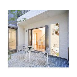 Toile décorative pour terrasse