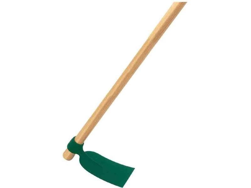 Cap vert - houe de lorraine 14 cm forgée emmanchée BD-325895