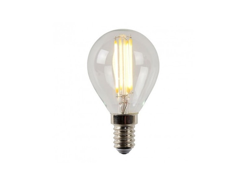 Ampoule led e14 4w/35w 2700k 320lm filament dimmable
