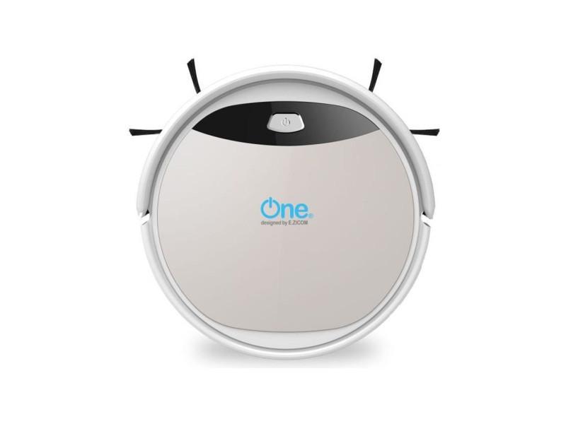 One aspirateur robot laveur aqua 210 - 60 db - 120 mn dautonomie - gris EZI3760190143655