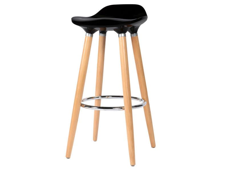 tabouret de bar italien noir vente de bar et tabouret de. Black Bedroom Furniture Sets. Home Design Ideas