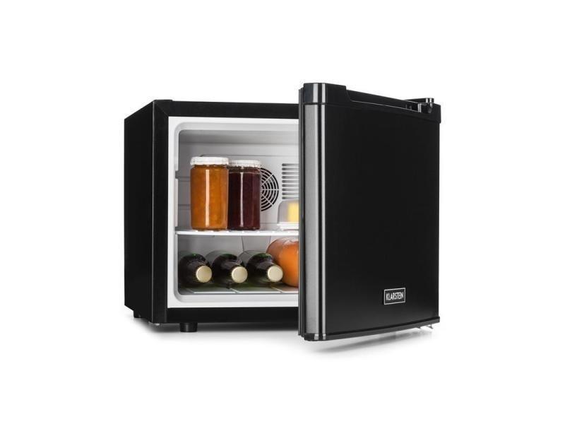 Klarstein mini réfrigérateur 35 litres classe a noir
