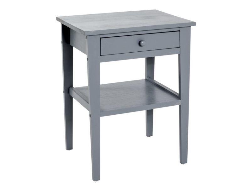 Paris prix - table de chevet 1 tiroir \
