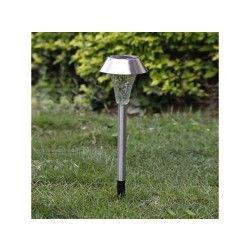 Balise solaire à led pour jardin
