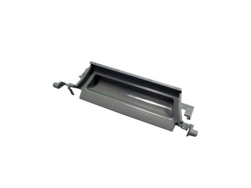 Poignee de porte deverrouillage inox alu pour lave vaisselle electrolux - 111852429
