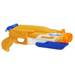 Nerf super soaker - double drench