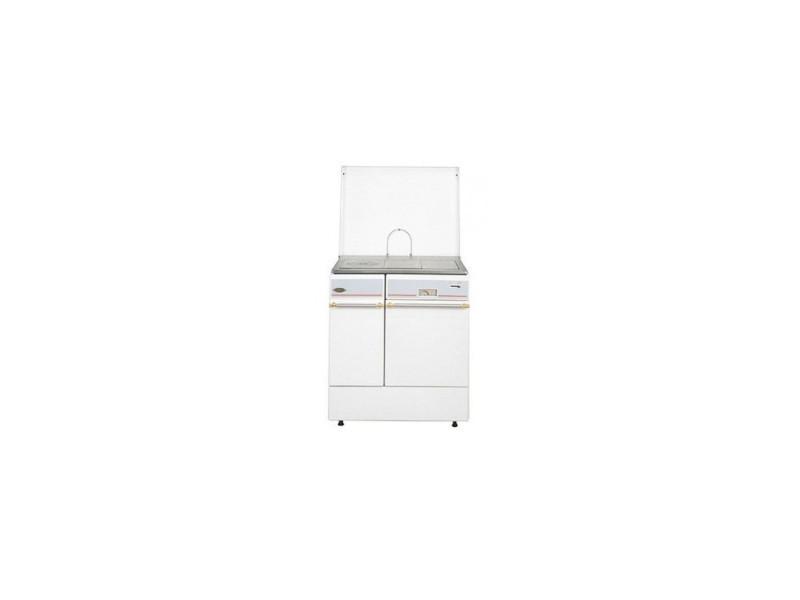 Cuisinière à bois bois-charbon godin 10kw 87cm a, 240152