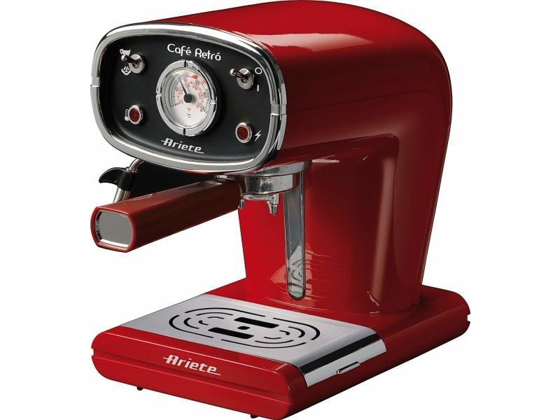 Machine à expresso 15 bars rouge - 1388r 1388r