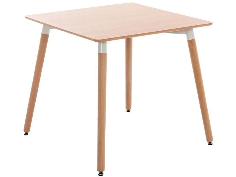 Table de cuisine viborg , nature/80 cm