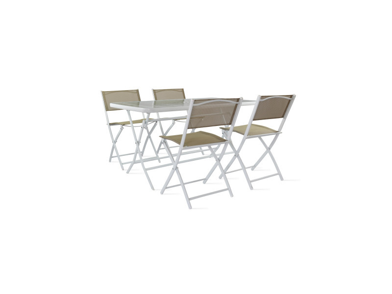 Chaises pliantes conforama amazing affordable stunning for Conforama table cuisine avec chaises