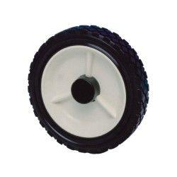 Guitel point m - roue pour tondeuse ø 180 mm