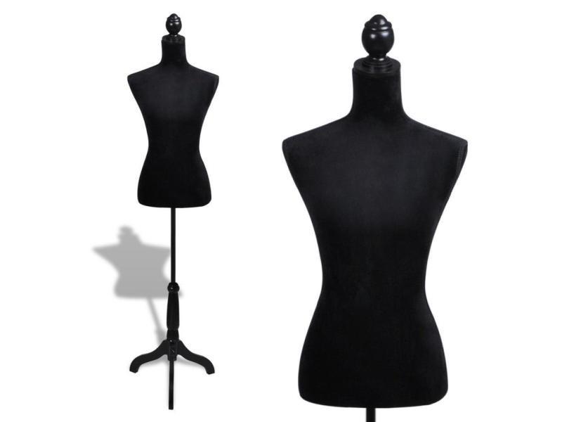 Buste de couture hauteur réglable mannequin femme helloshop26 2002008 -  Vente de Autre objet de décoration - Conforama 8a605630eb8a
