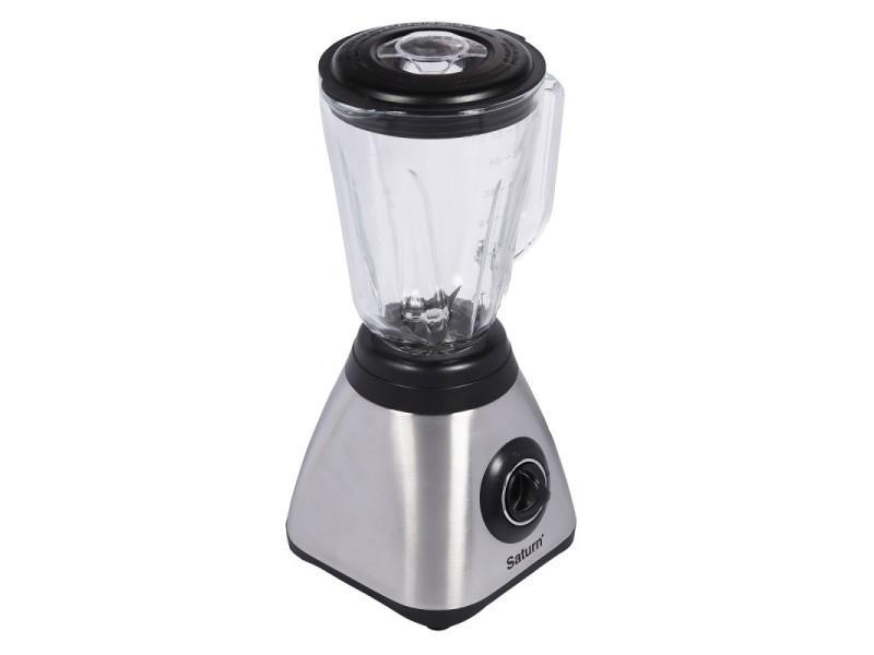 Blender inox et verre 1,25l FP0055 - Vente de Blender, mixeur ...
