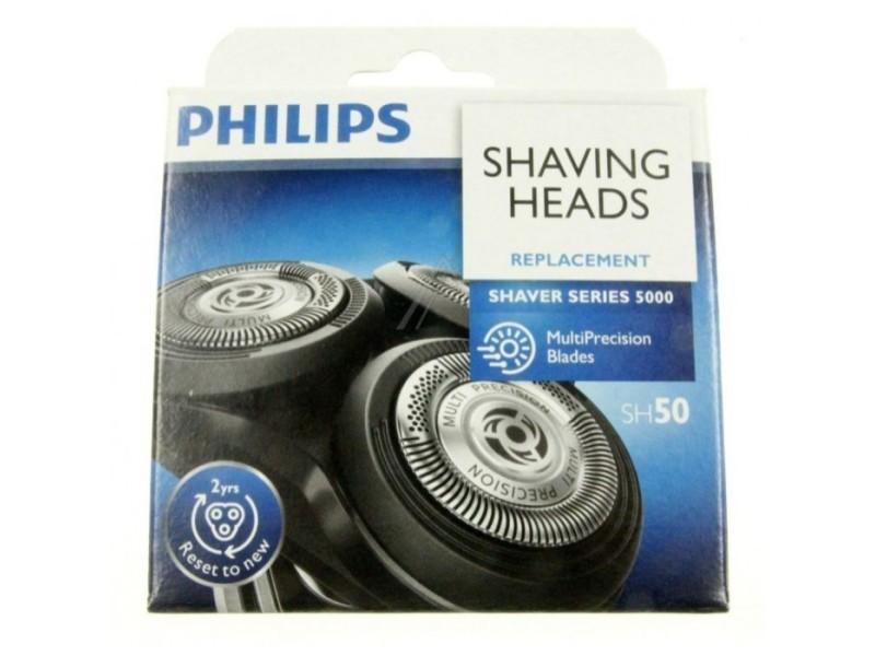 Tête de rasage 5000 series row pour rasoir philips
