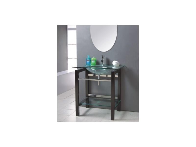 meuble salle de bain tomelloso vente de azura home. Black Bedroom Furniture Sets. Home Design Ideas