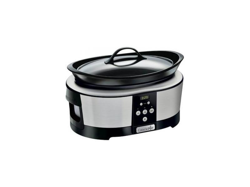 Crockpot slow cooker next gen 5,7l cr605