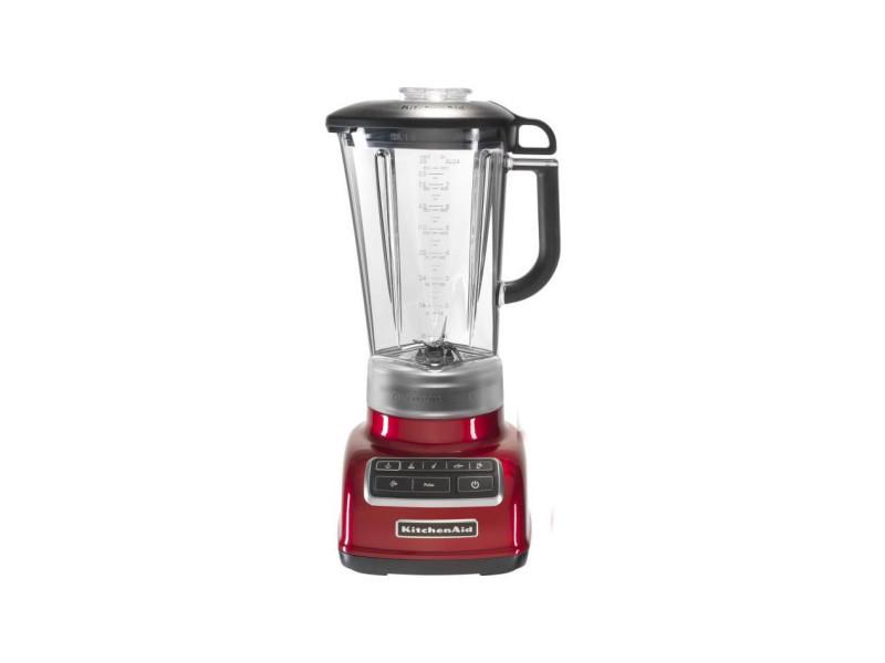 Kitchenaid 5ksb1585eca blender 1,75 l - 7 vitesses - 550 w - rouge pomme damour CODEP-5KSB1585ECA