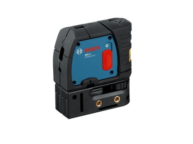 Bosch – niveau laser 30m 3 points – gpl 3 0.601.066.100