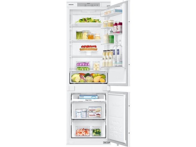 Réfrigérateur encastrable 268l froid ventilé samsung 54cm a+, 1051004
