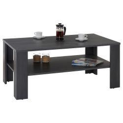 table basse gris   conforama