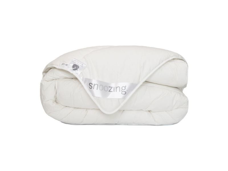 Snoozing texel - couette - 100% laine - 200x200 cm SMUL101900903