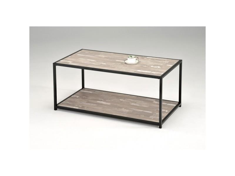 Table basse style industriel - fixi