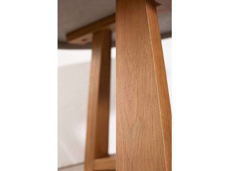 Table basse ronde atylia vente de table basse conforama - Table basse ronde conforama ...