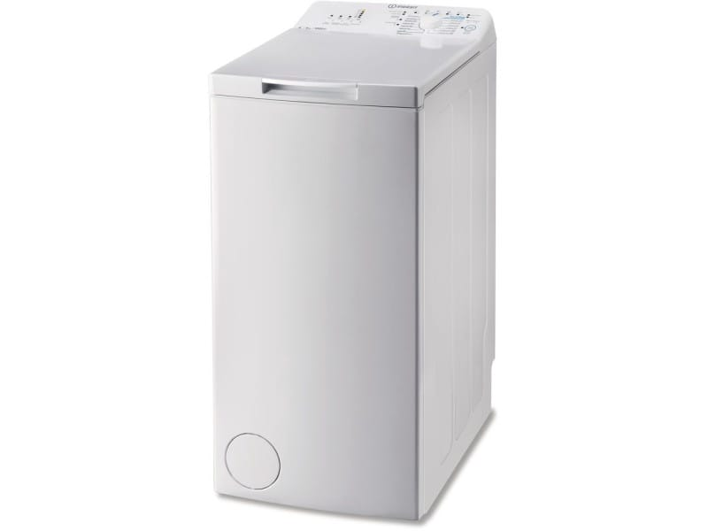 Indesit btw a51052 (it) autonome charge supérieure 5kg 1000tr/min a++ blanc machine à laver BTW A51052 (IT)
