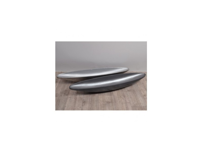 Coupe Design Argente 114 Cm Classy