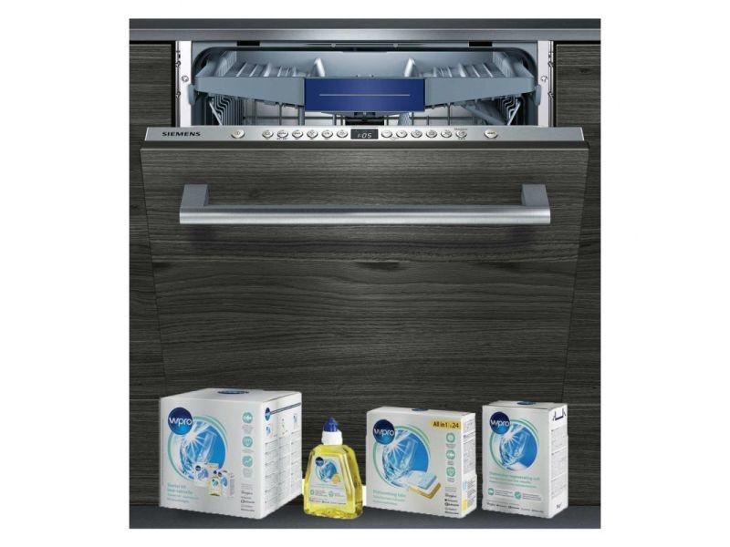 Lave-vaisselle tout intégrable encastrable 44db a++ 13 couverts 60cm aquastop