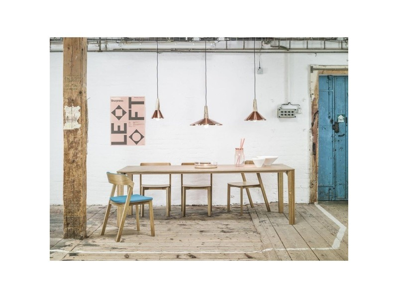 grande table en bois trapez rectangle vente de table. Black Bedroom Furniture Sets. Home Design Ideas