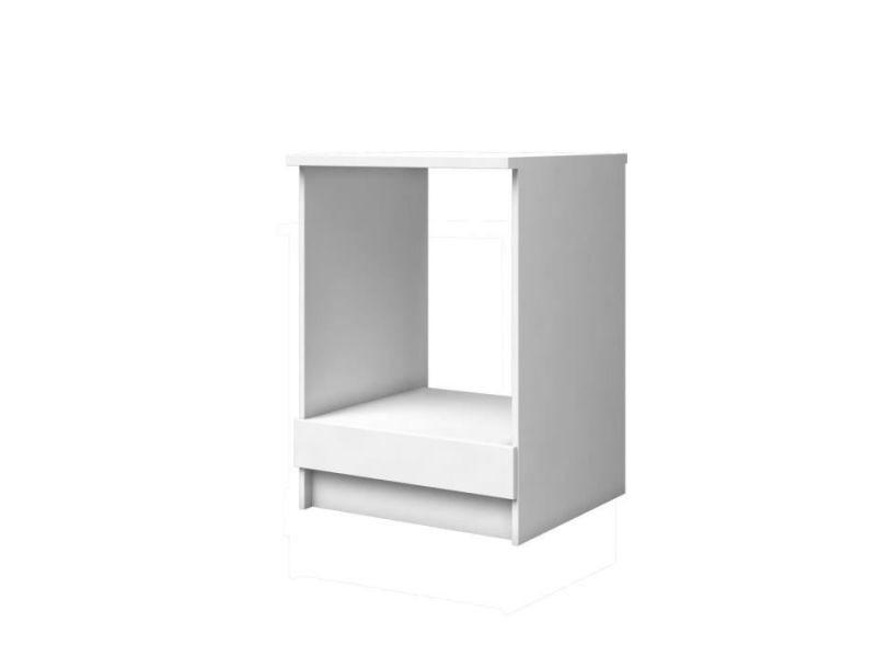 Extra meuble bas four - l 60cm - blanc mat 202B06224
