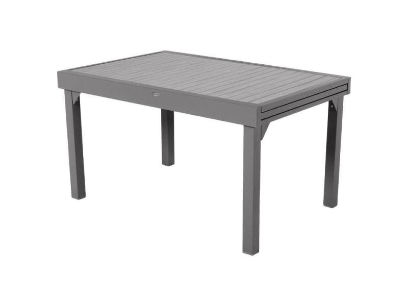 Le depot bailleul - table extensible 10 places piazza composite  noisette tonka hespéride - Vente de Ensemble table et chaise - Conforama c86482aa6acd