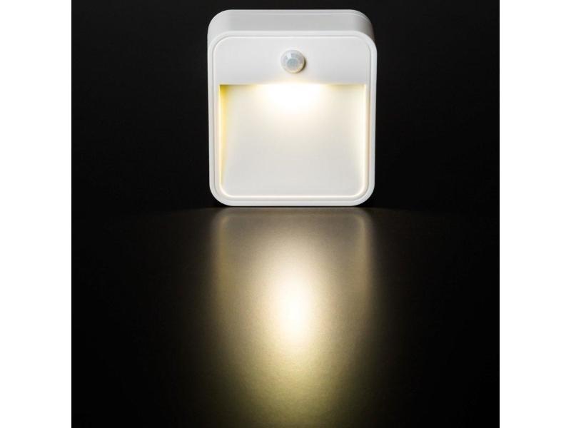 Mouvement Lampes Détecteur Lot 6 Chevet Veilleuse De Avec Led yv0OnmN8w