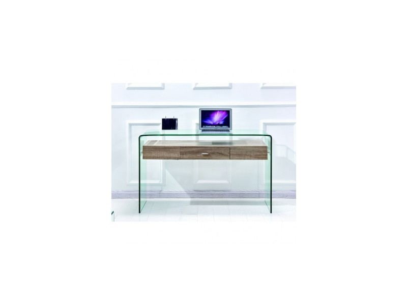 Console design tiroir bois richmond