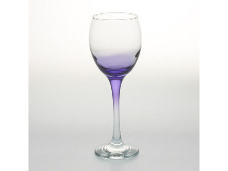 Verre venue 24.5 cl violet (lot de 6)