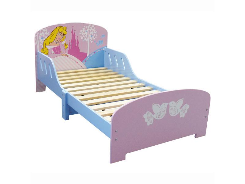 Lit enfant princesse aurore la belle au bois dormant disney - Vente ...
