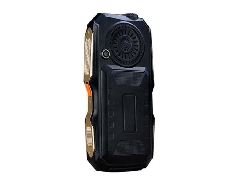 Mini téléphone étanche anti-choc écran 3,5 pouces capacitif batterie 9800  mah noir - Vente de Téléphone mobile - Conforama 7cb7ad136e4