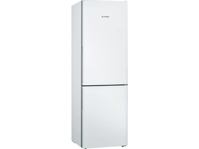 Réfrigérateur combiné 60cm 308l a++ brassé blanc - kgv36vweas kgv36vweas