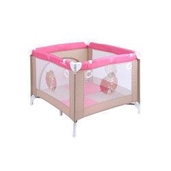 Parc bébé pliant / parc pliable pour bébé play station rose