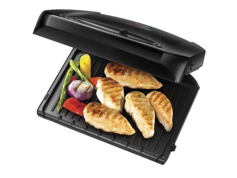 George foreman - 20850 - grill family réducteur de graisse 6 portions 20850